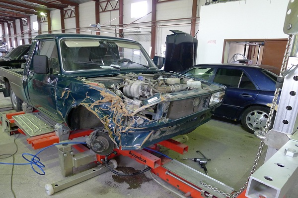 Как самому сделать ремонт машины от а до я 98
